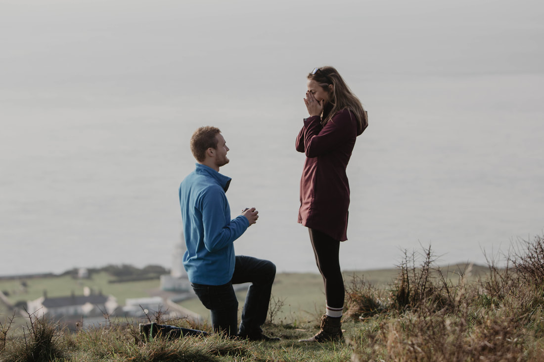 Engagement & Pre-wedding Shoots - Holly Cade - Alternative Documentary Wedding & Portrait Photographer. Available to shoot on the Isle of Wight, Portsmouth, Southampton, Hampshire, the South Coast of England, throughout the UK and Worldwide.