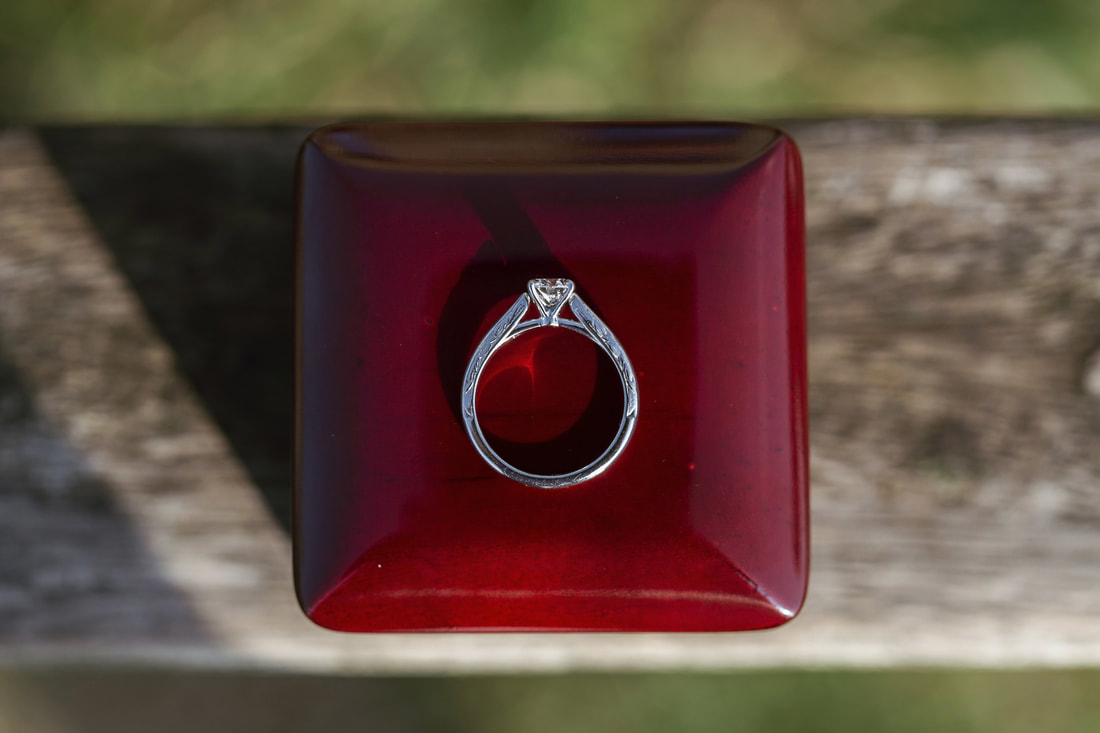 Peter & Mallory's real proposal at St. Catherine's Lighthouse, Isle of Wight - Holly Cade, UK Wedding & Portrait Photographer.